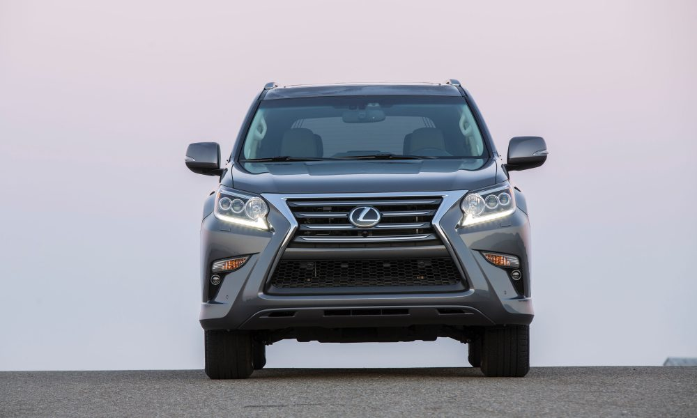 2015 Lexus GX 460 Works for the Week but Lives for the Weekends
