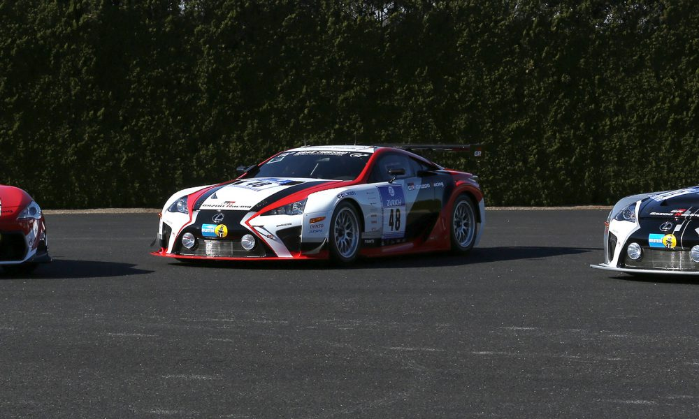 Lexus LFA and Toyota 86 to Compete in 2014 Nürburgring Endurance Race