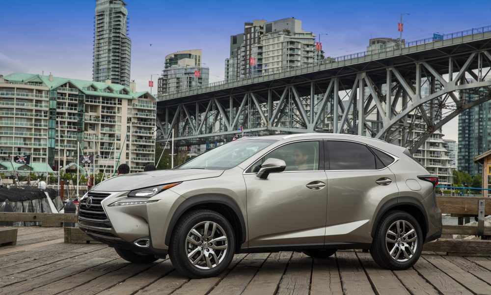 2017 Lexus NX 200t Product Information - Lexus USA Newsroom