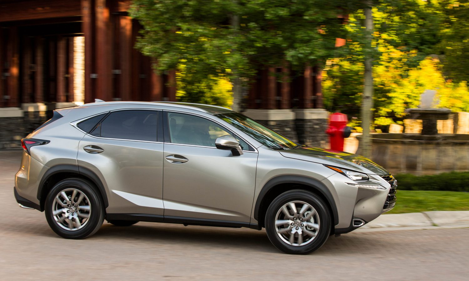 2016 NX 200t Compact Luxury Utility Gets a Boost From Turbocharged Gas Engine