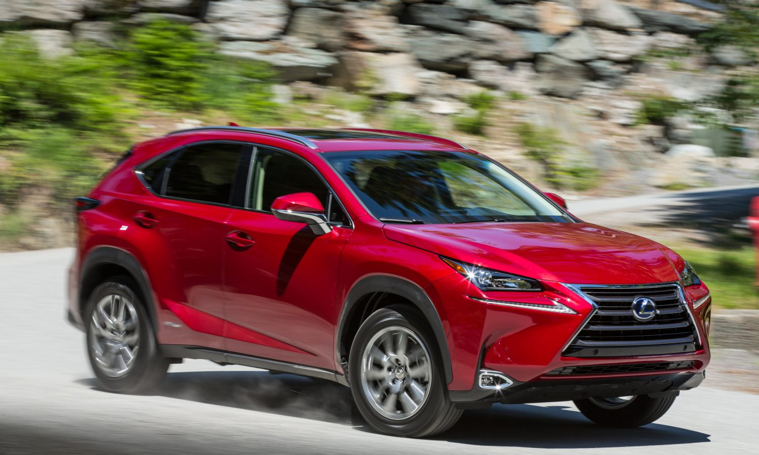 And Then There Were Six – Lexus NX 300h Compact Luxury Utility Vehicle Expands Hybrid Lineup