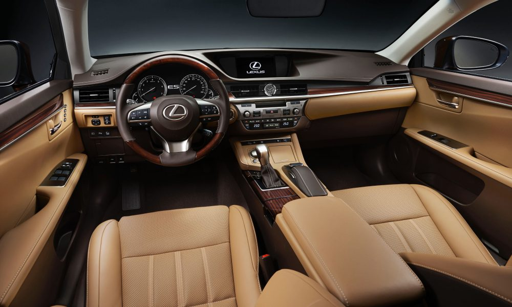 2015 Shanghai International Motor Show – 2016 Lexus ES 200 006