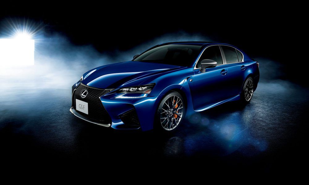 Lexus Exhibit at 44th Tokyo Motor Show 2015 to Include Japan Debut of GS F High-performance Sports Sedan