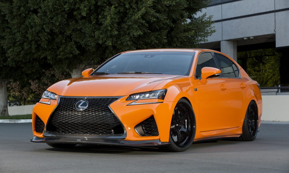 2015 SEMA – 2016 Lexus GS F – Gordon Ting/Beyond Marketing 001