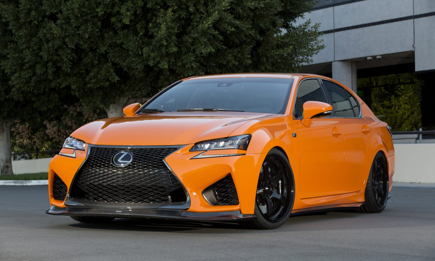 2015 SEMA/Lexus – 2016 Lexus GS F by Gordon Ting/Beyond Marketing Fact Sheet
