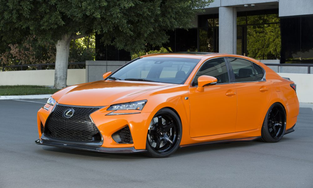 2015 SEMA – 2016 Lexus GS F – Gordon Ting/Beyond Marketing 002
