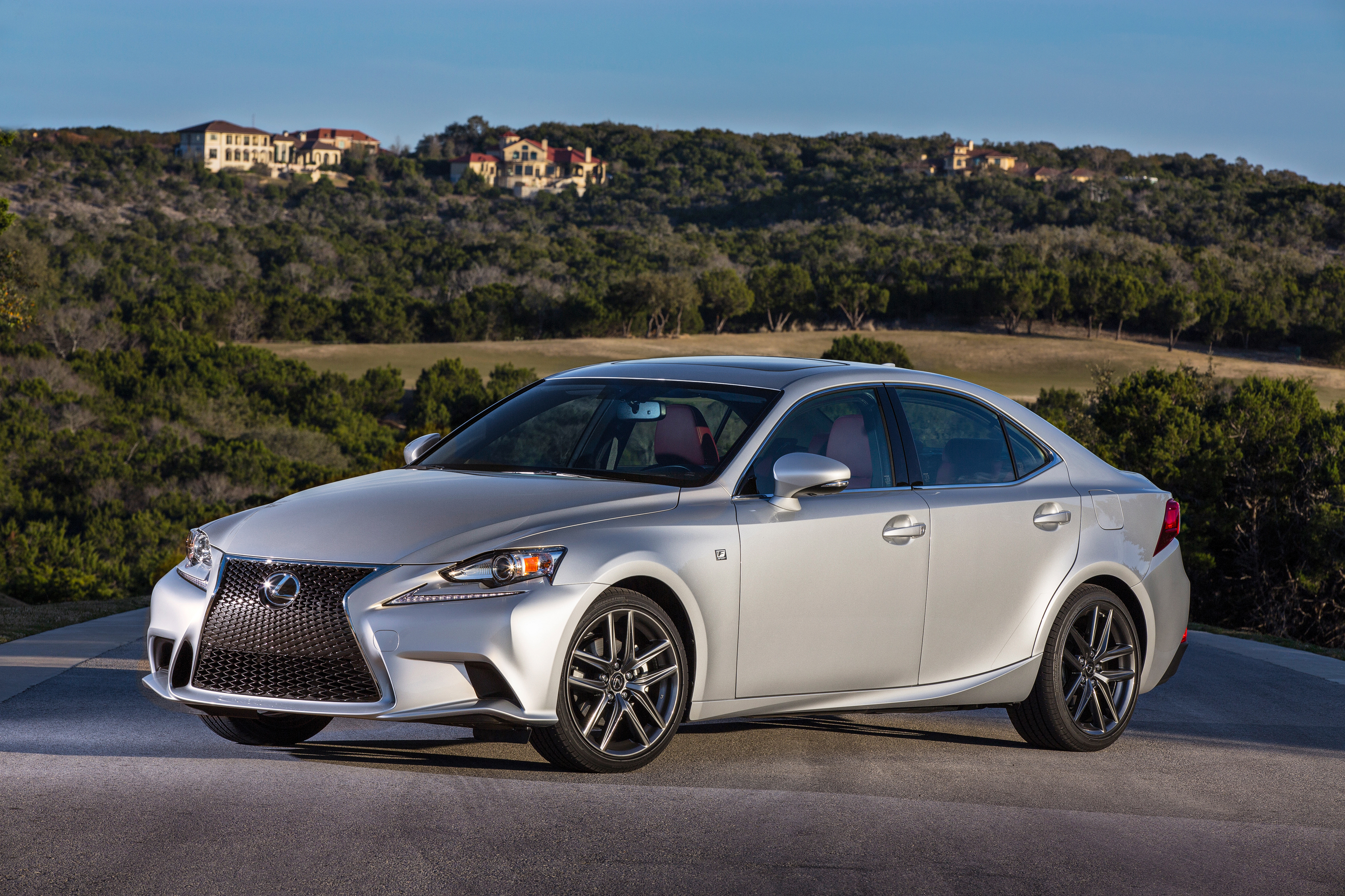 Lexus Is Sport Sedan Gets Revved Up In 2016 With Three Available Engines Lexus Usa Newsroom