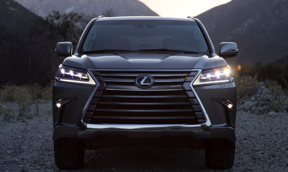 2016 Lexus LX 570 Product Information