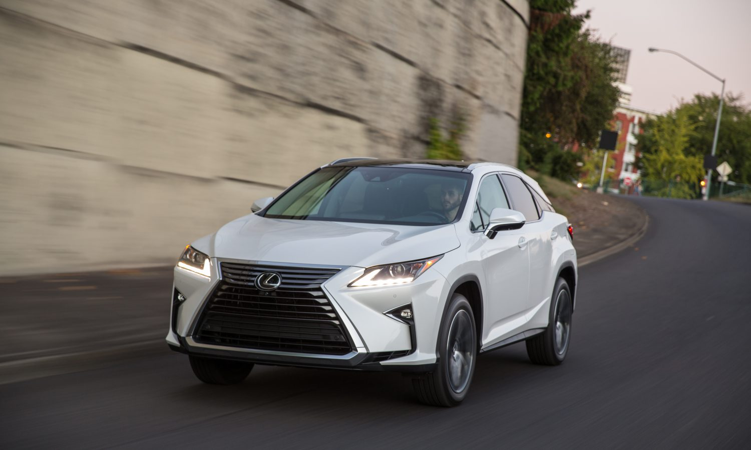 2017 Lexus RX Bolsters Market Leadership with New Standard