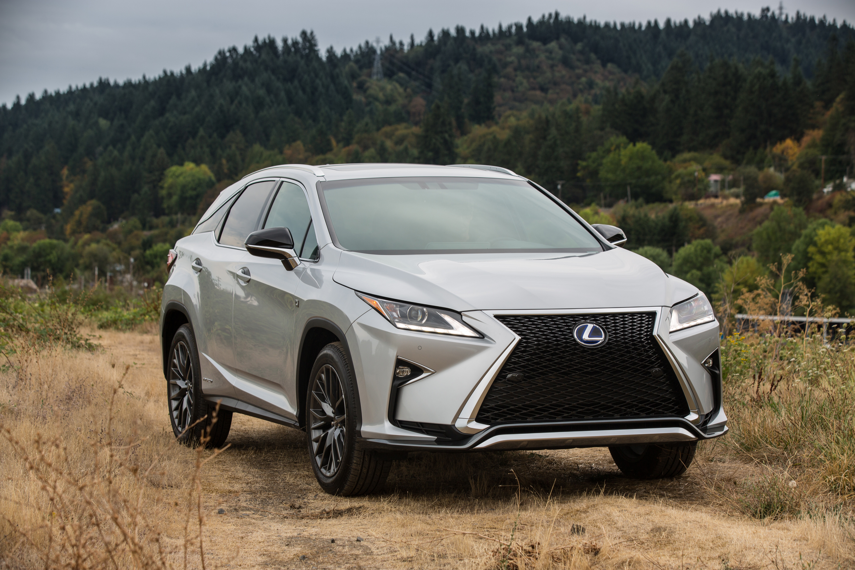 All-New Fourth Generation 2016 Lexus RX Redefines Segment with Style
