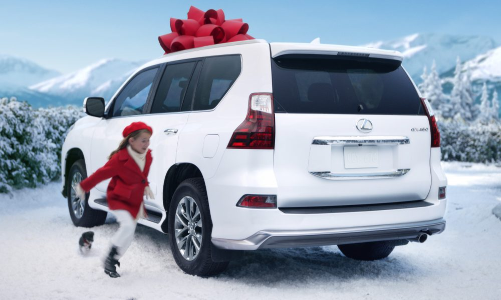 Experience the Childlike Excitement of the Holidays with Lexus