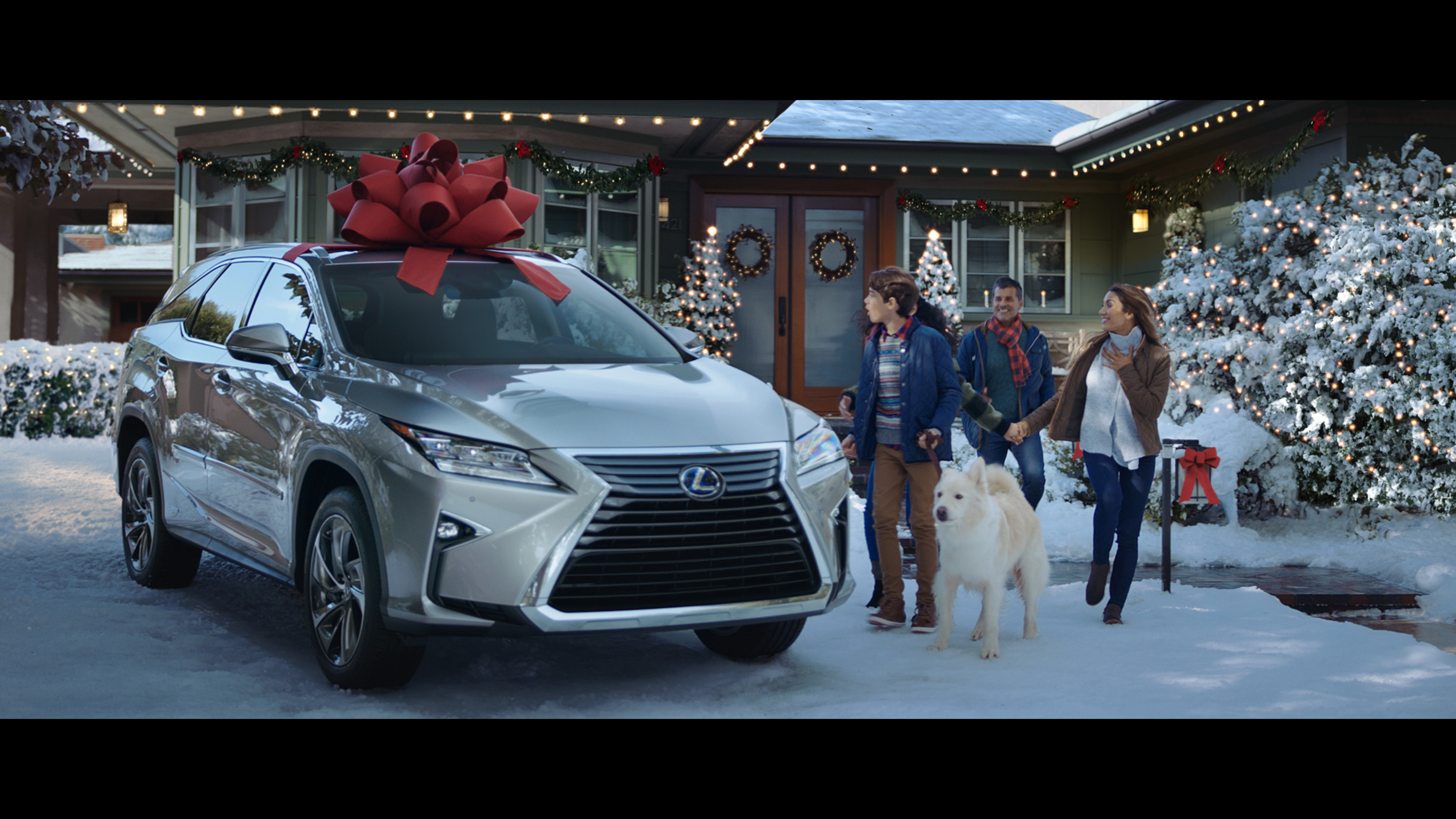 Image result for lexus hybrid models with bows december to remember