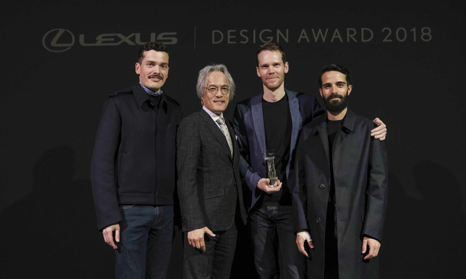 "Lexus Design Award 2018 Grand Prix Winner Announced at Amazing ""Limitless Co-Existence"" Exhibition in Milan"