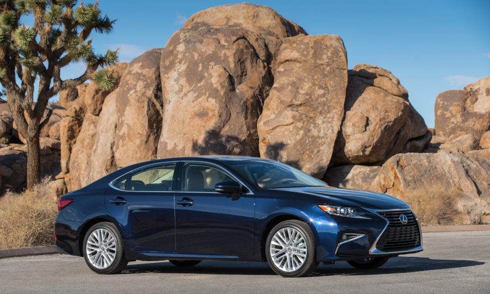 2018 Lexus ES 350 Product Information Sheet