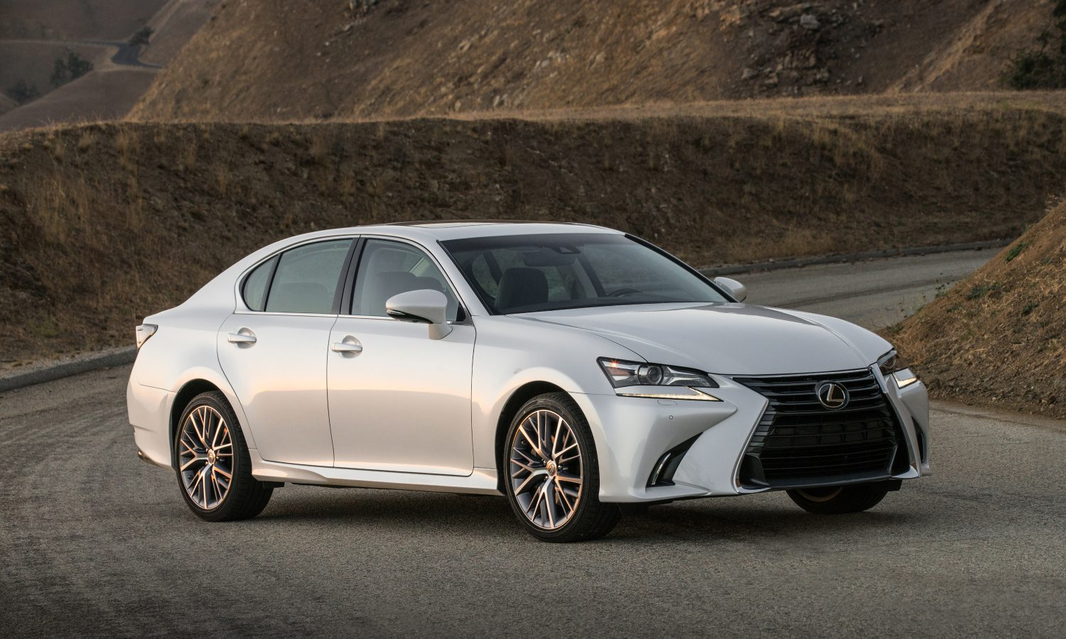 Luxury and Handling with a Sharper Edge: The 2018 Lexus GS