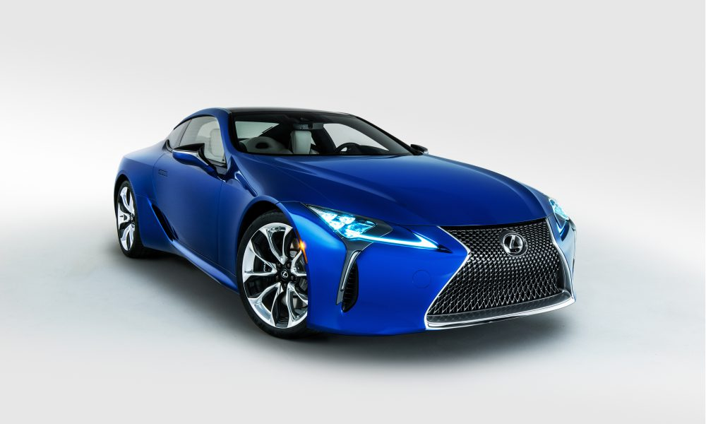 2018 Lexus Inspiration Series 01