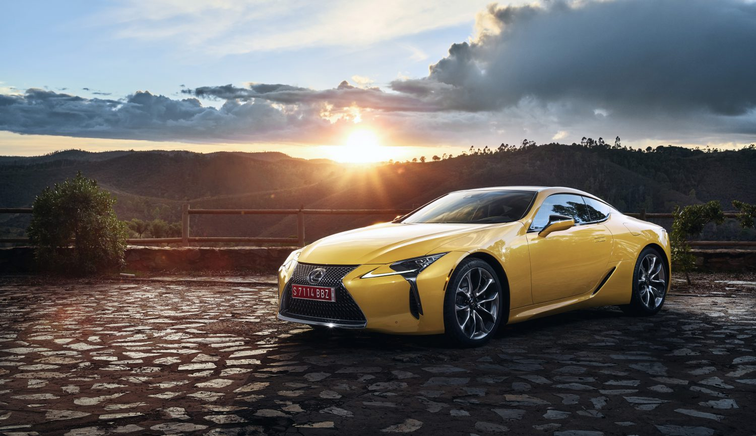 Lexus Lc 500 Price >> Lexus Announces Pricing For All New 2018 Lc Performance