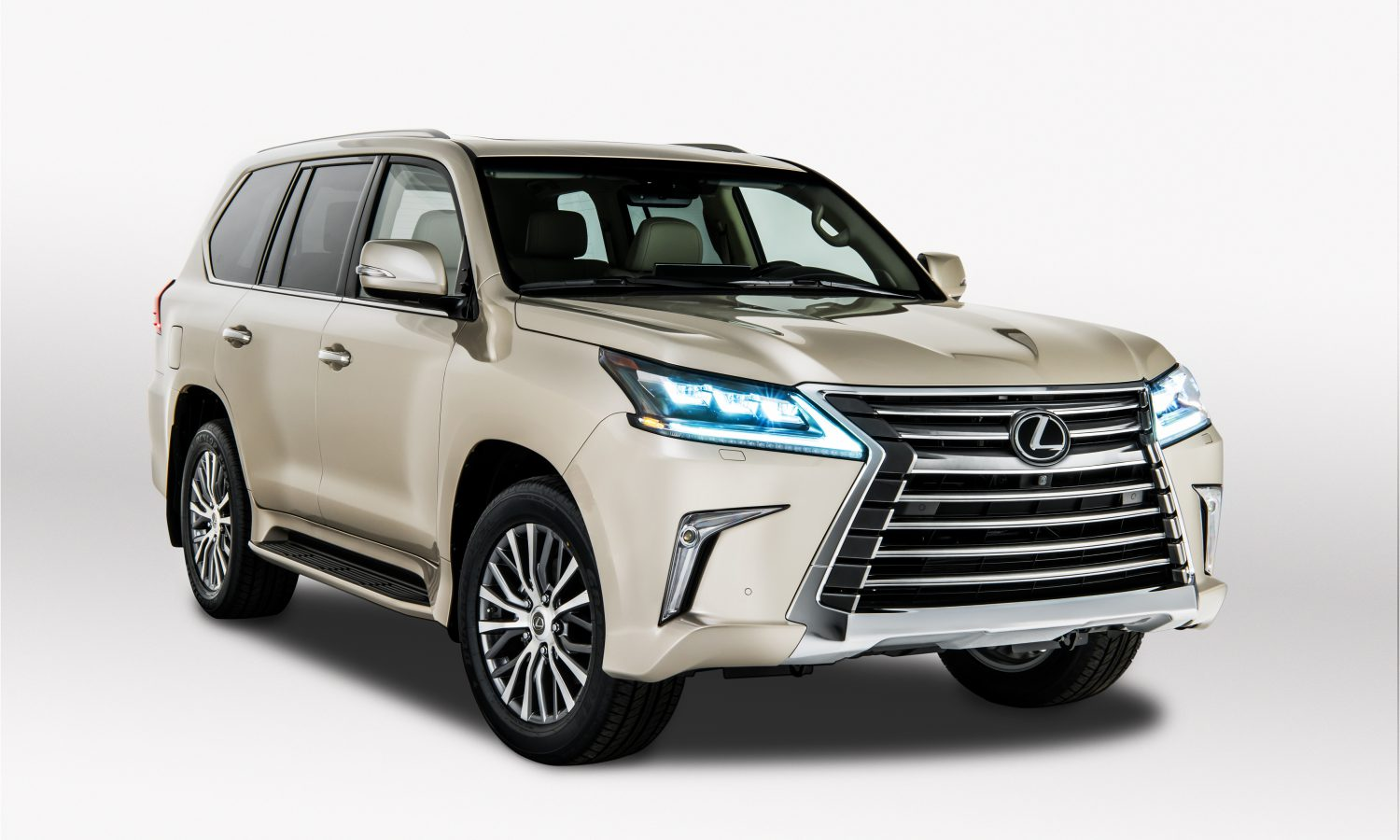 Adventurers Get More Cargo Space with Lexus' New Two-Row Version of LX 570