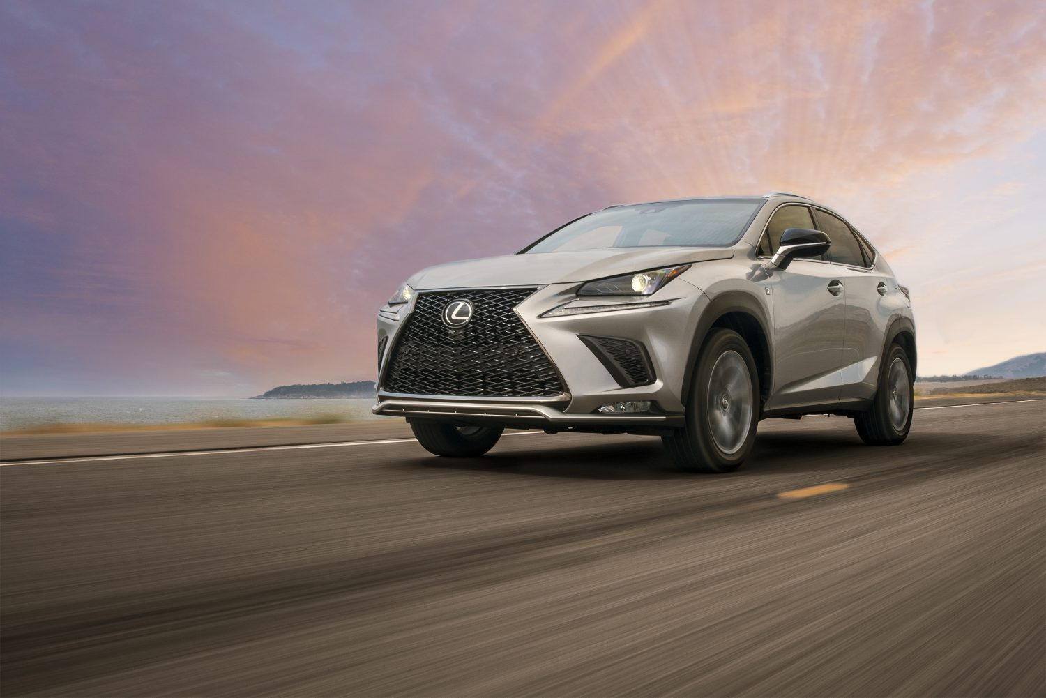 2018 Lexus NX 300: A Refresh with Added Conveniences - Lexus