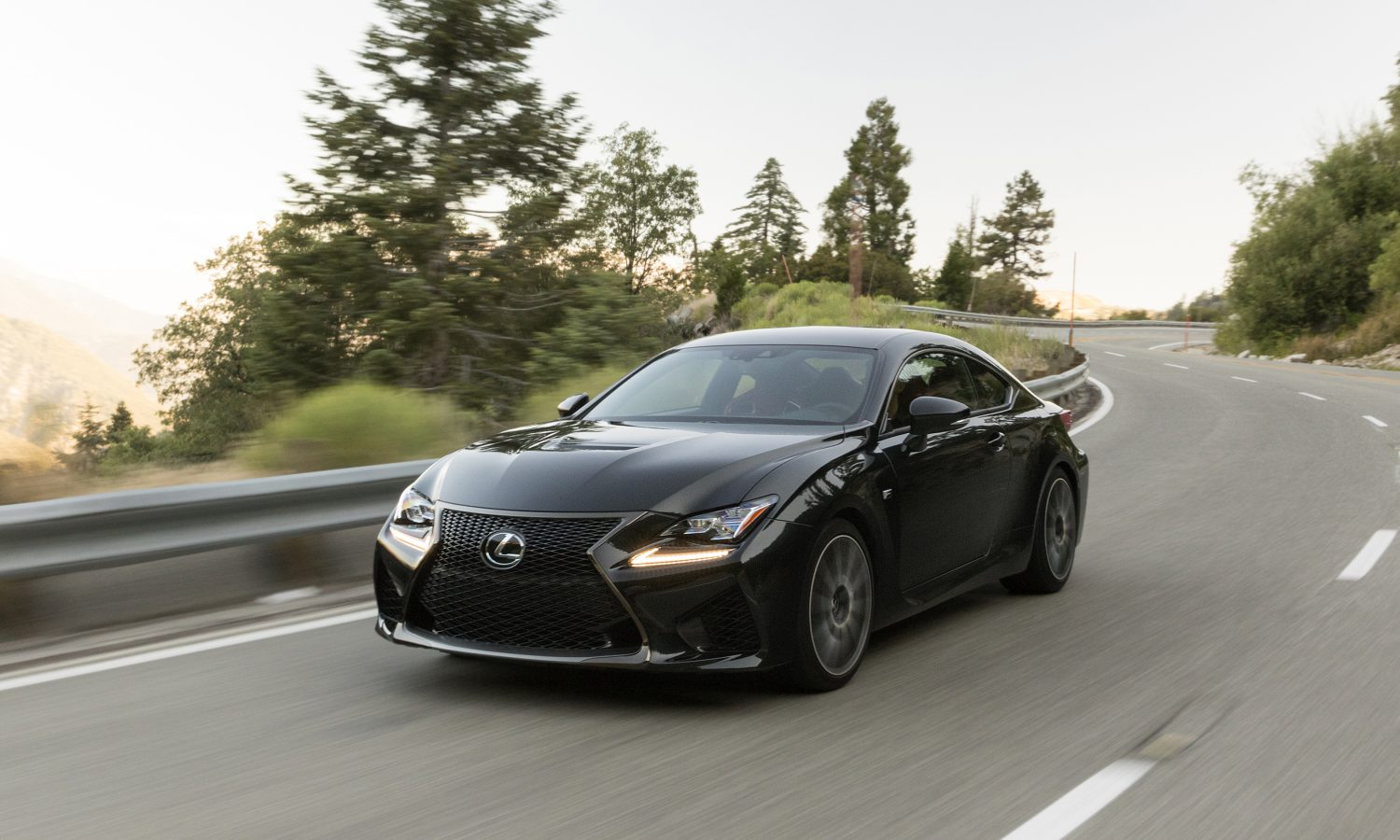 2018 Lexus RC F: Designed for Luxury And Performance - Lexus USA