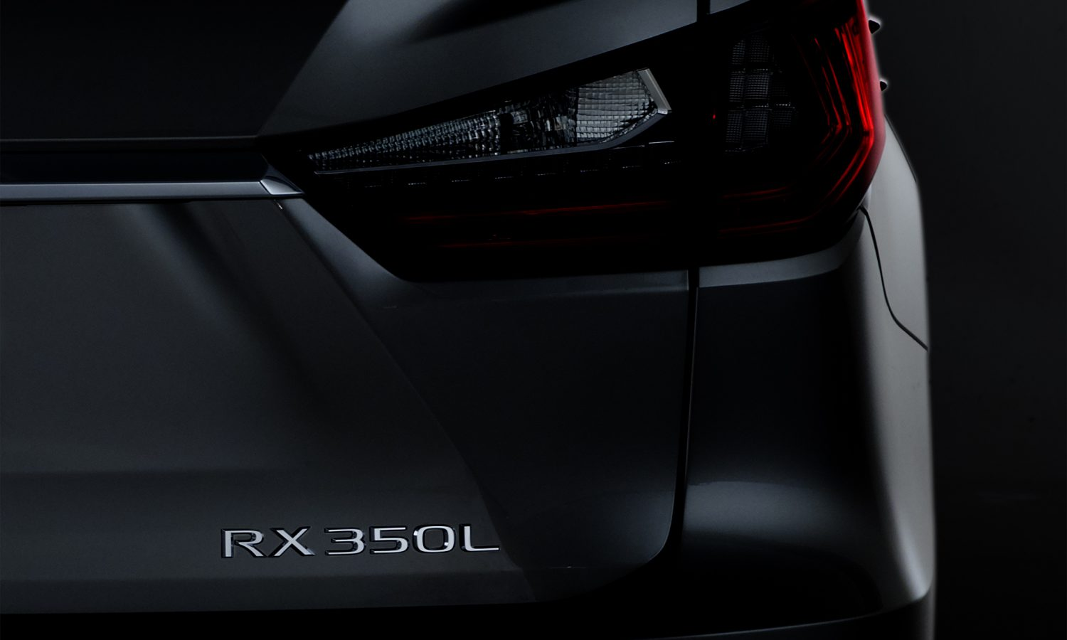 The Power of Three: All-new 3-row Lexus RXL to Debut at the 2017 Los Angeles Auto Show