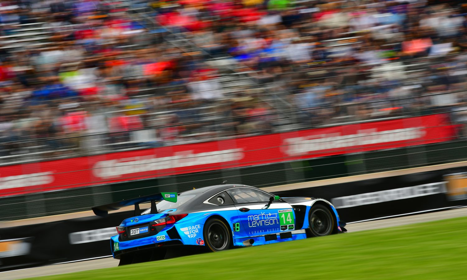 3GT Racing Records Sixth-Place Finish at Belle Isle