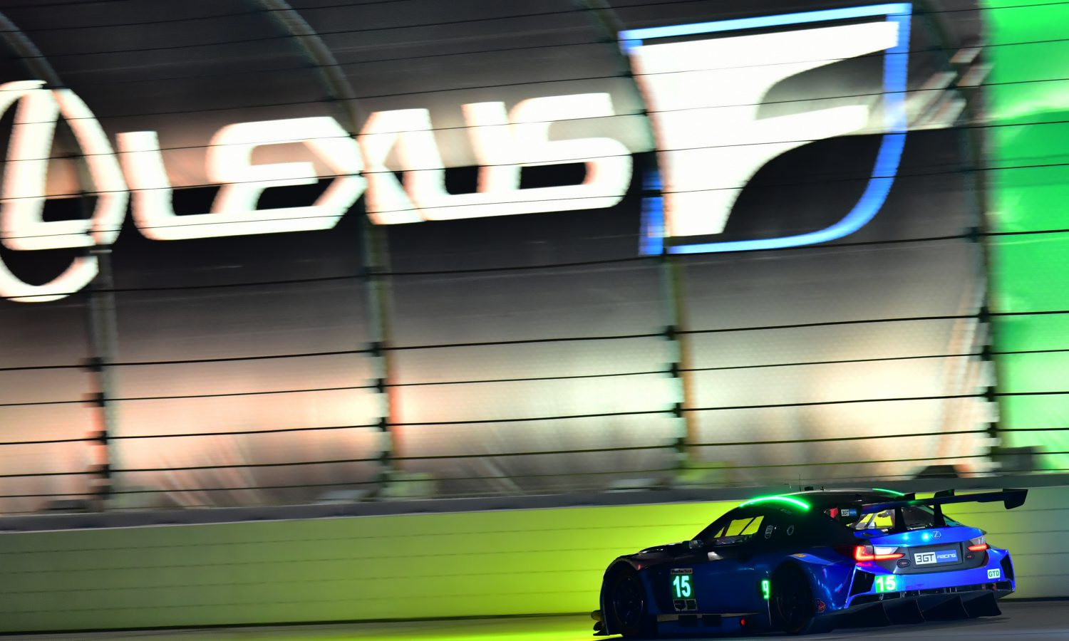 Lexus Opens Season with Top-10 Result at Rolex 24 at Daytona
