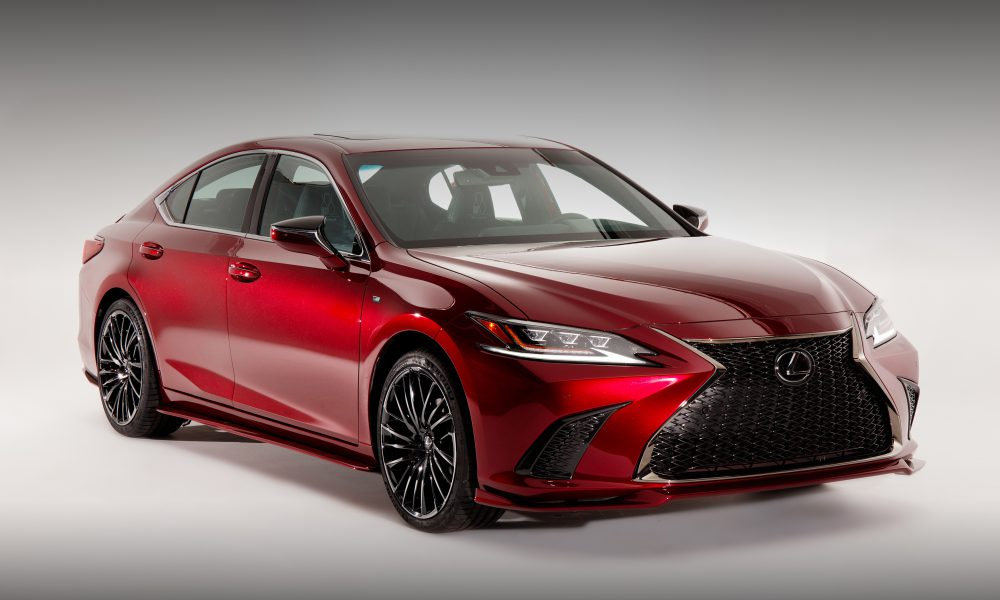 2019 Lexus ES Custom HERO