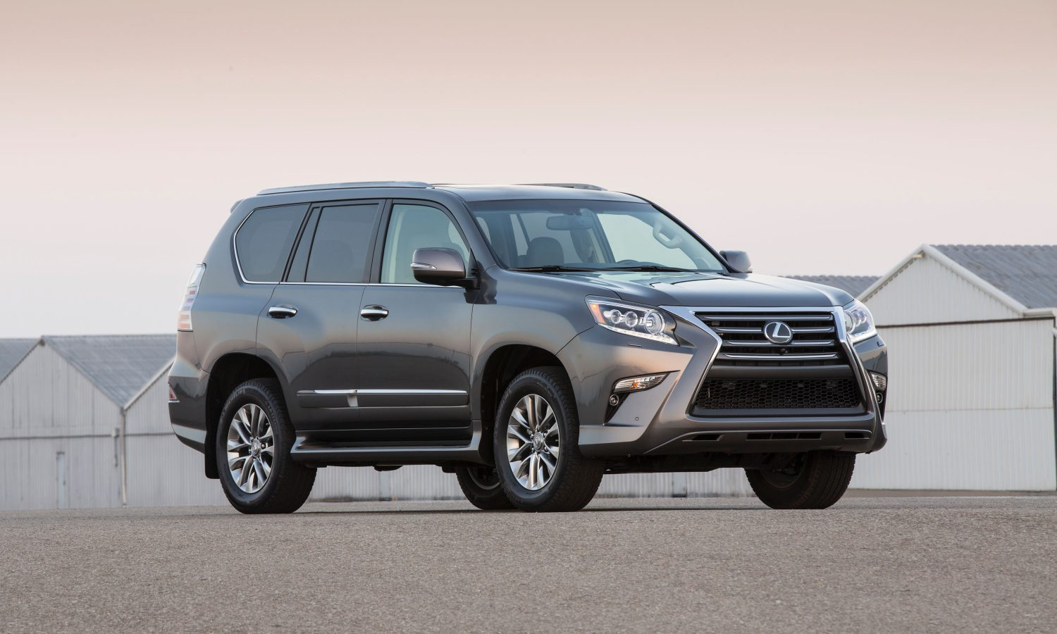 2019 Lexus GX 460 Press Kit