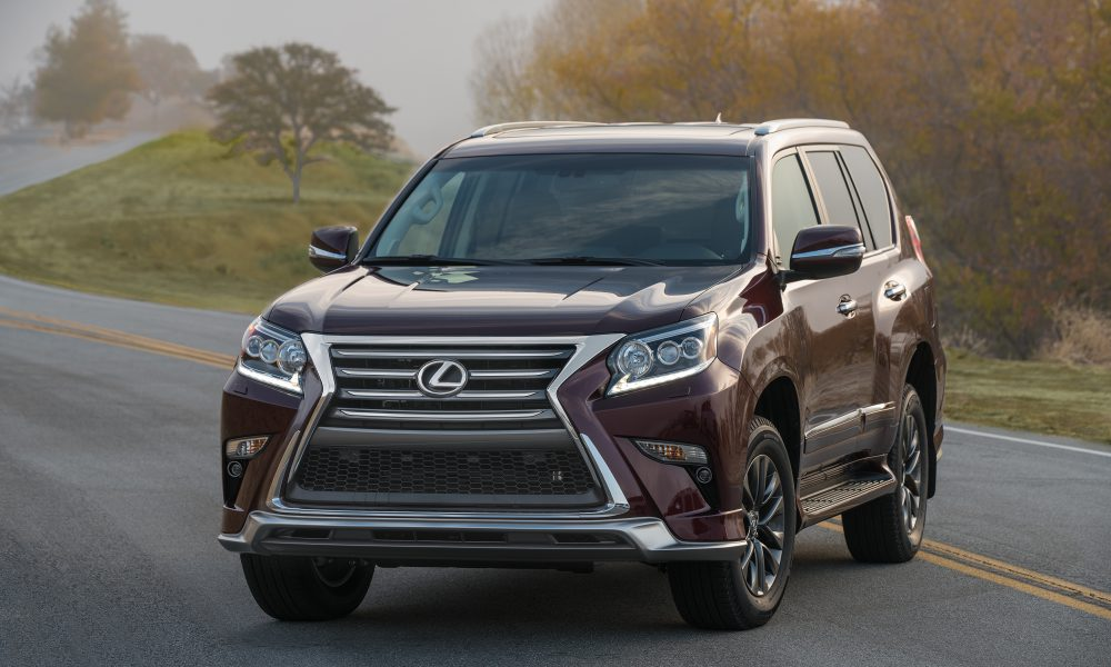 2019 Lexus GX 460 Sport Design Package 006