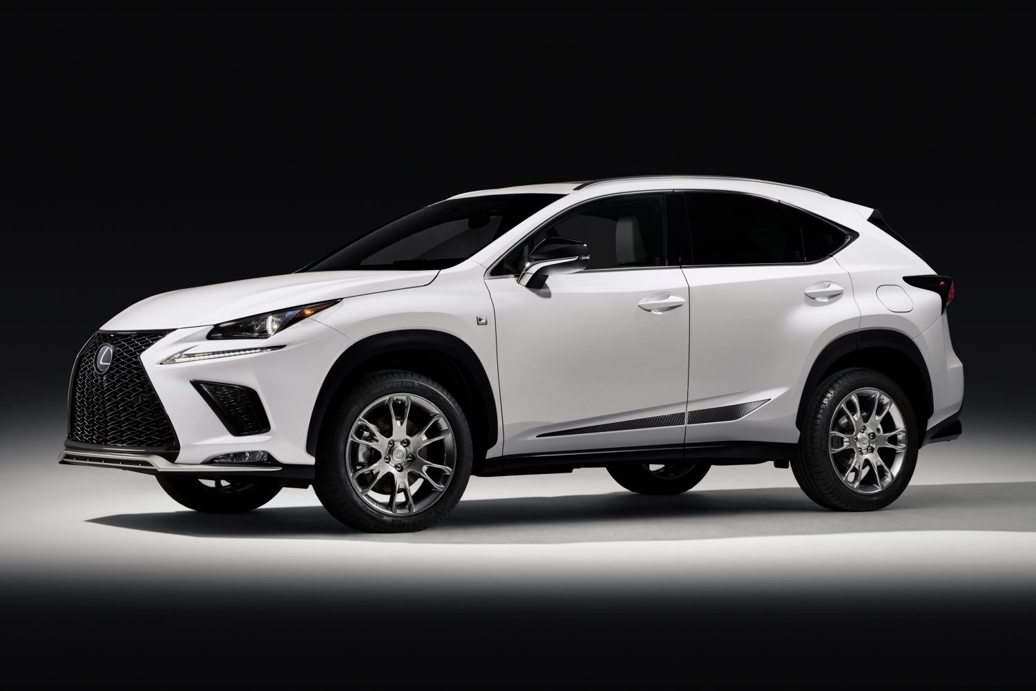 2019 Lexus Nx Gets Distinct Styling Touches With The Black