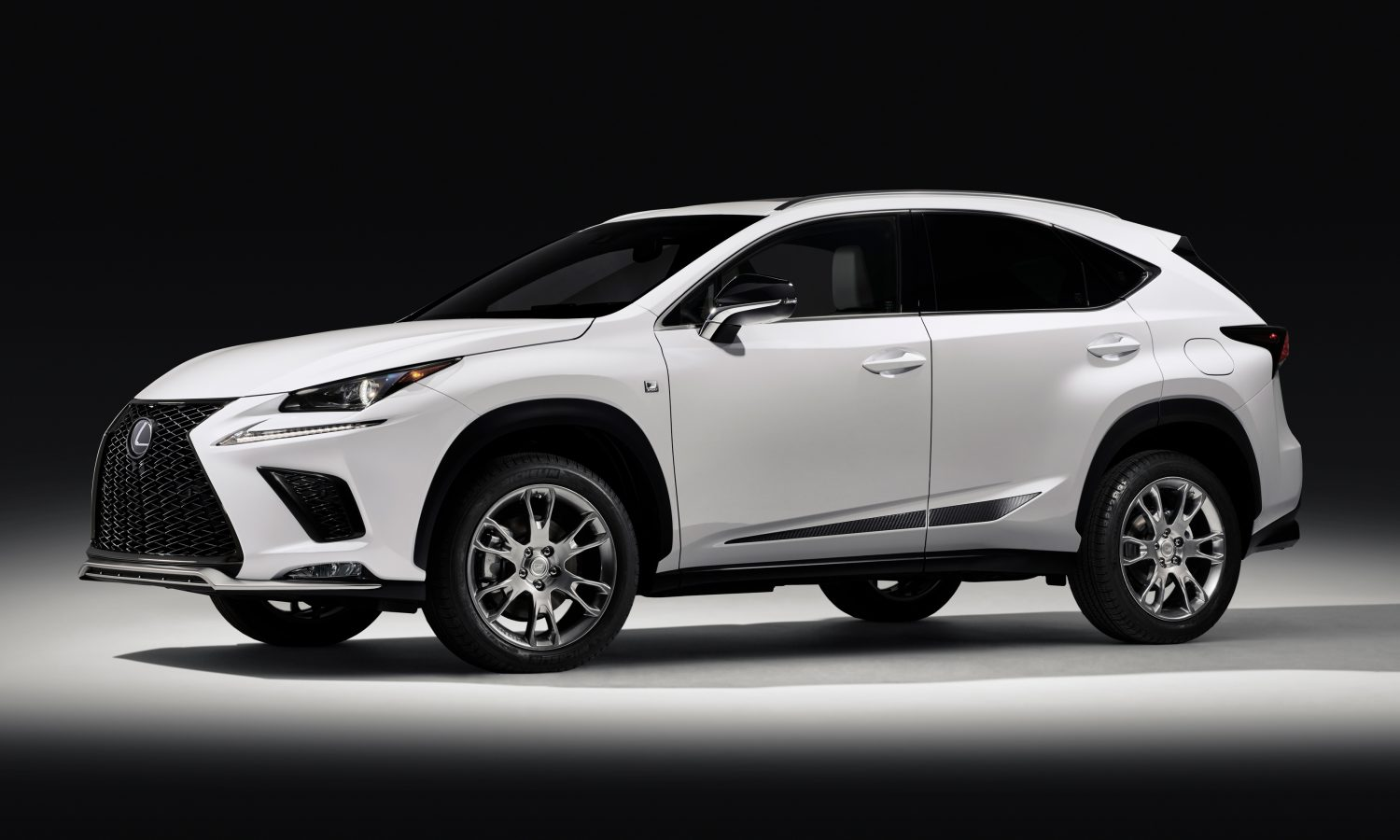 2019 Lexus NX Gets Distinct Styling, Touches with the Black Line Treatment