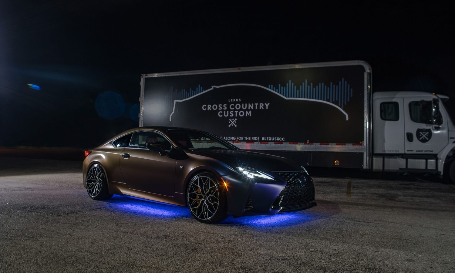 Lexus Media Guide for the 2018 SEMA Show