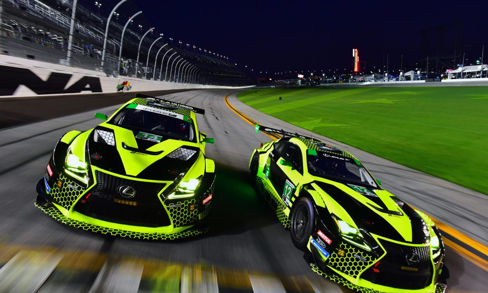 Lexus Opens 2019 IMSA Season Competing in Rolex 24 at Daytona with AIM Vasser Sullivan