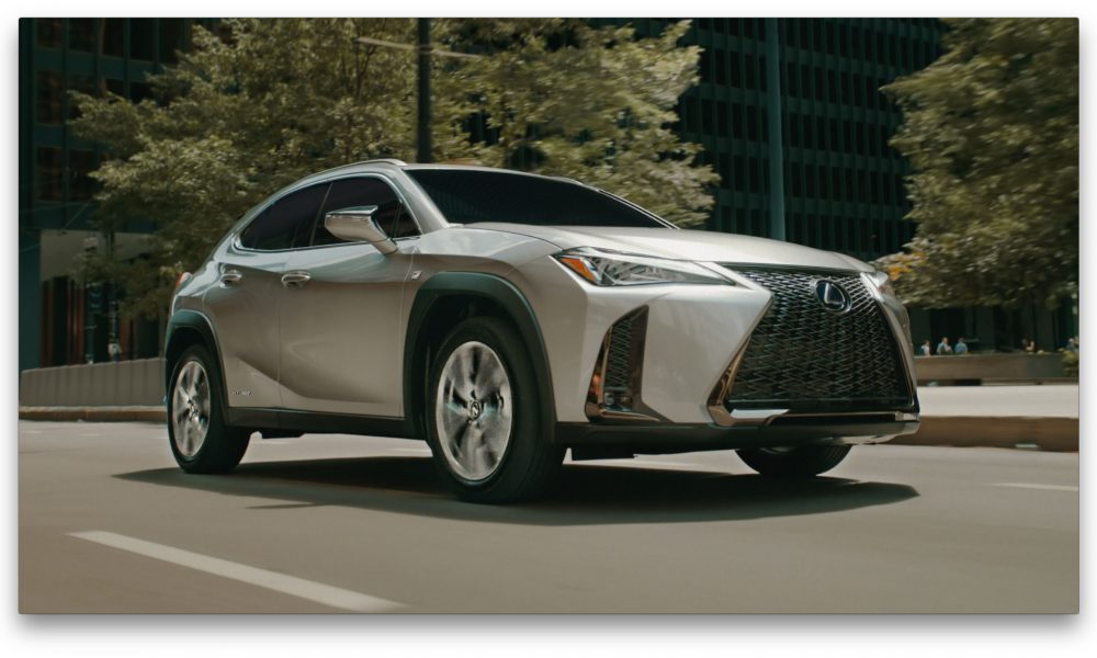 2019 Lexus UX A Different Frontier 2