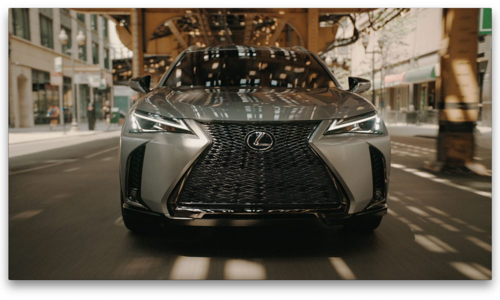 2019 Lexus UX A Different Frontier