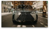 2019 Lexus UX Media Campaign: A Different Frontier