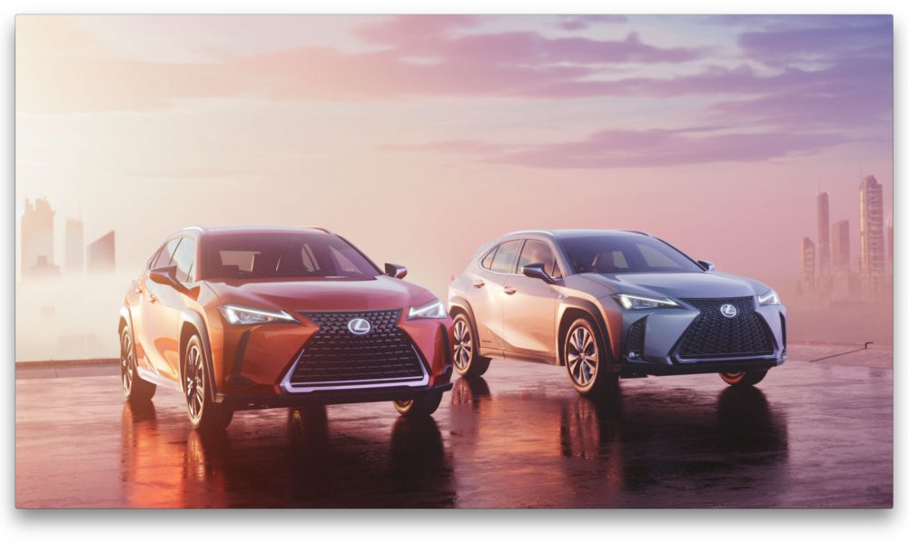 Lexus Designs First-Ever UX for the Modern Urban Explorer