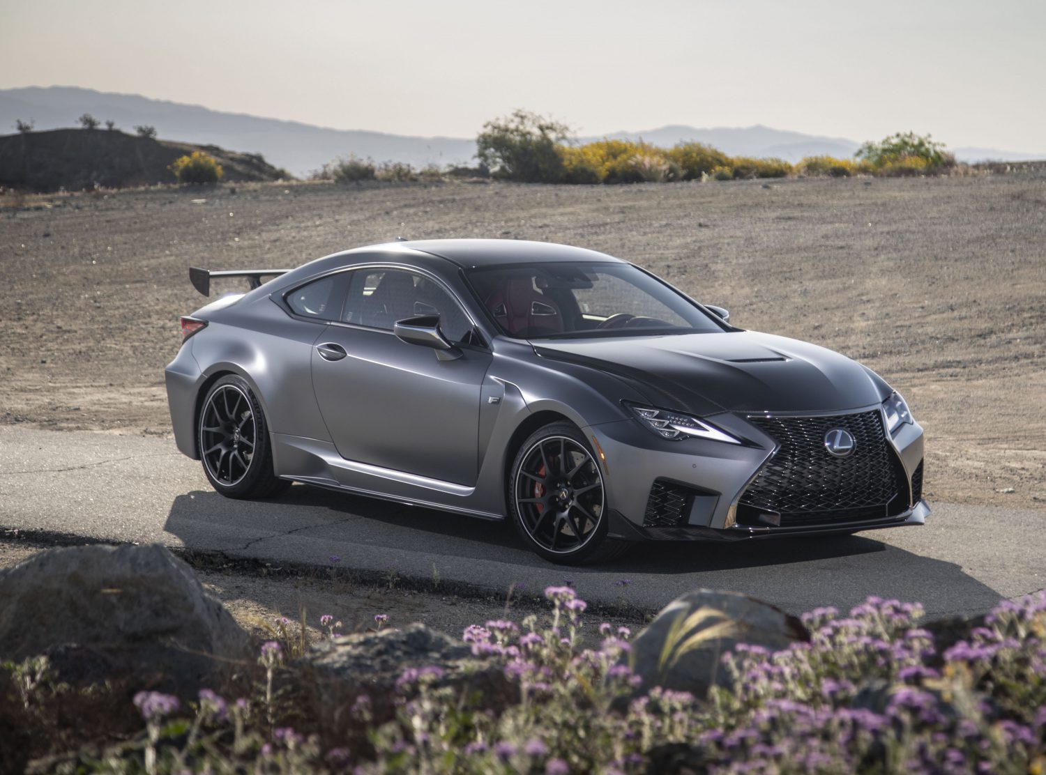 the pinnacle of f  2020 lexus rc f and rc f track edition