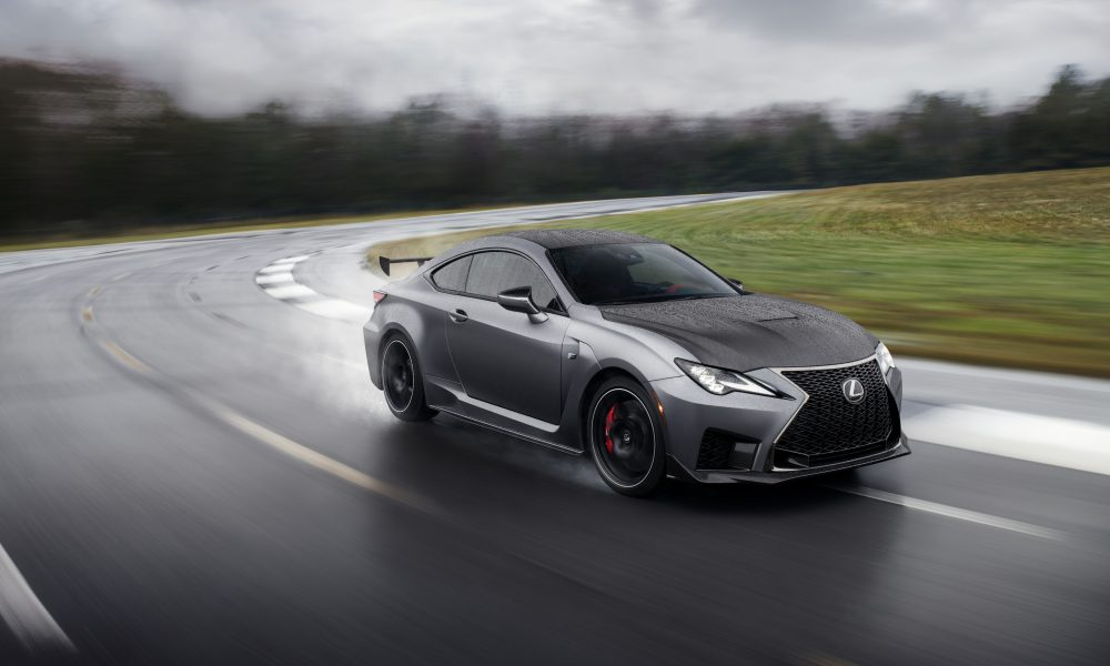 2020 Lexus RC F Track Edition 12