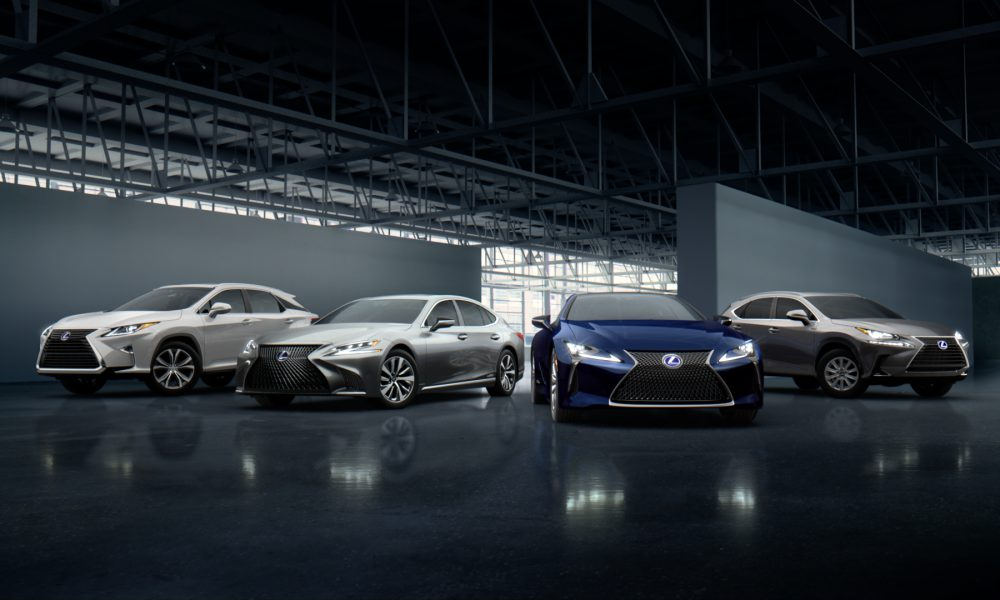 """New Lexus """"Fast as h"""" Campaign Clears the Air About Hybrid Performance"""