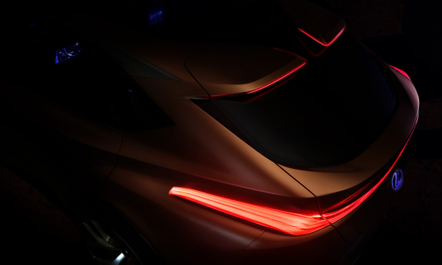 A Crossover With No Limits: New Lexus Concept to Debut in Detroit