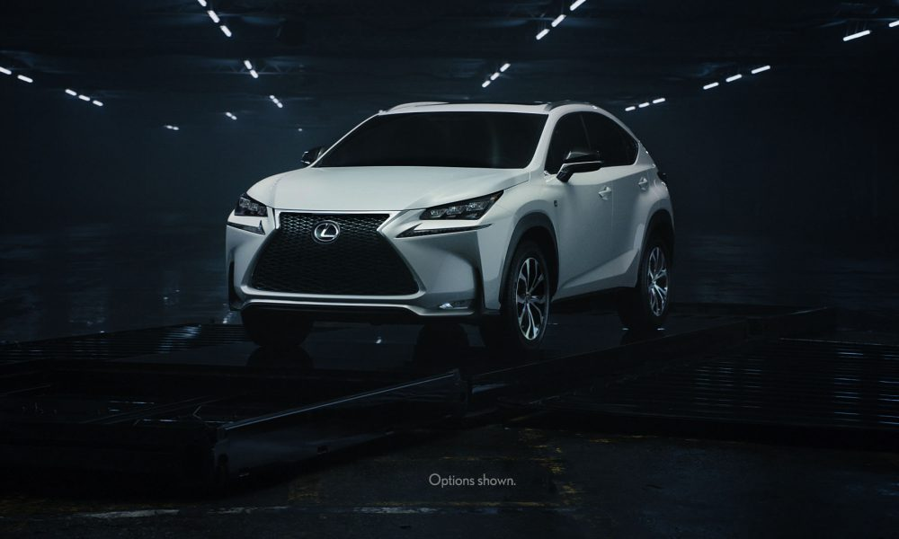 Lexus Goes Beyond Utility With First-Ever NX Crossover