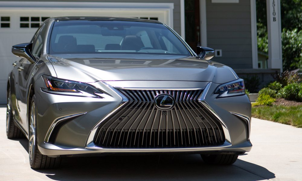 Amazon Customers Have a Chance to Win All-New Alexa-Enabled 2019 Lexus ES This Prime Day
