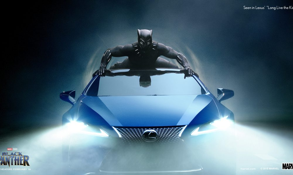 Lexus Black Panther 03