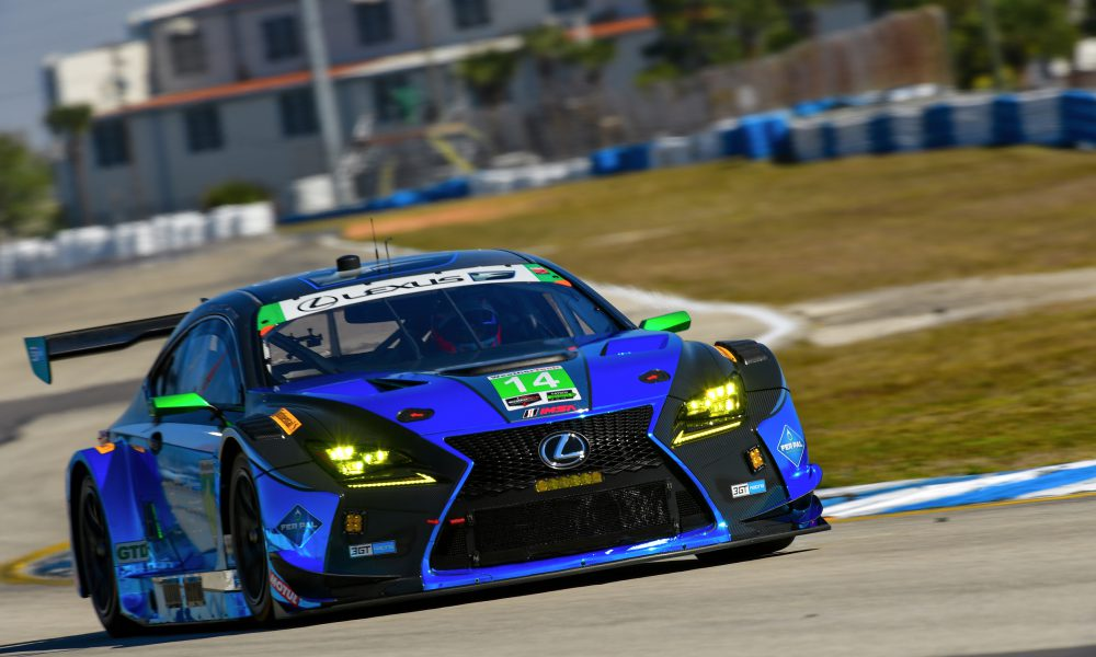 Lexus RC F GT3s Set to Compete in First Sprint Event of Season at Mid-Ohio