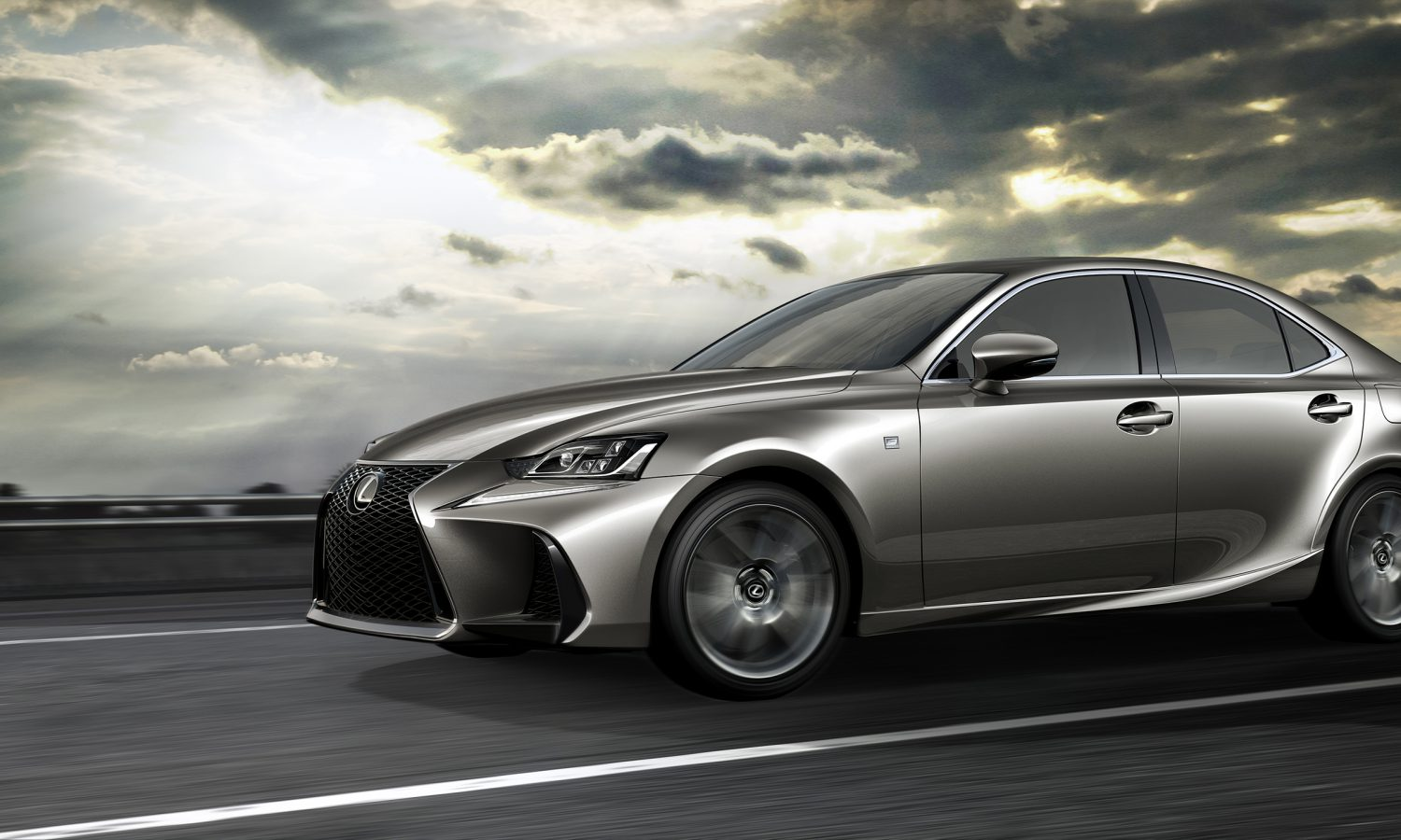 New Lexus IS Debuts at the 2016 Beijing Auto Show