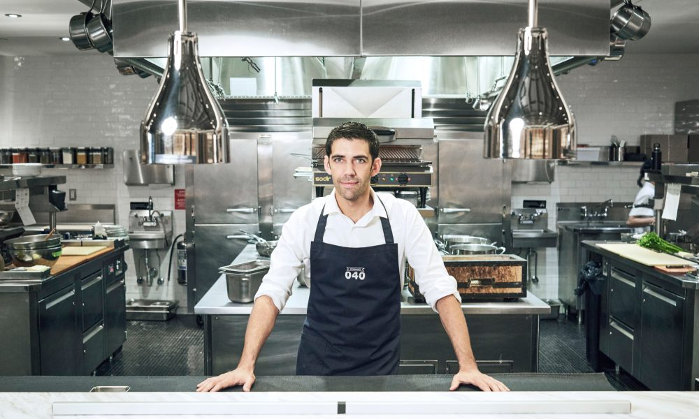 INTERSECT BY LEXUS Reveals Chef Sergio Barroso as Second Global Chef-in-Residence