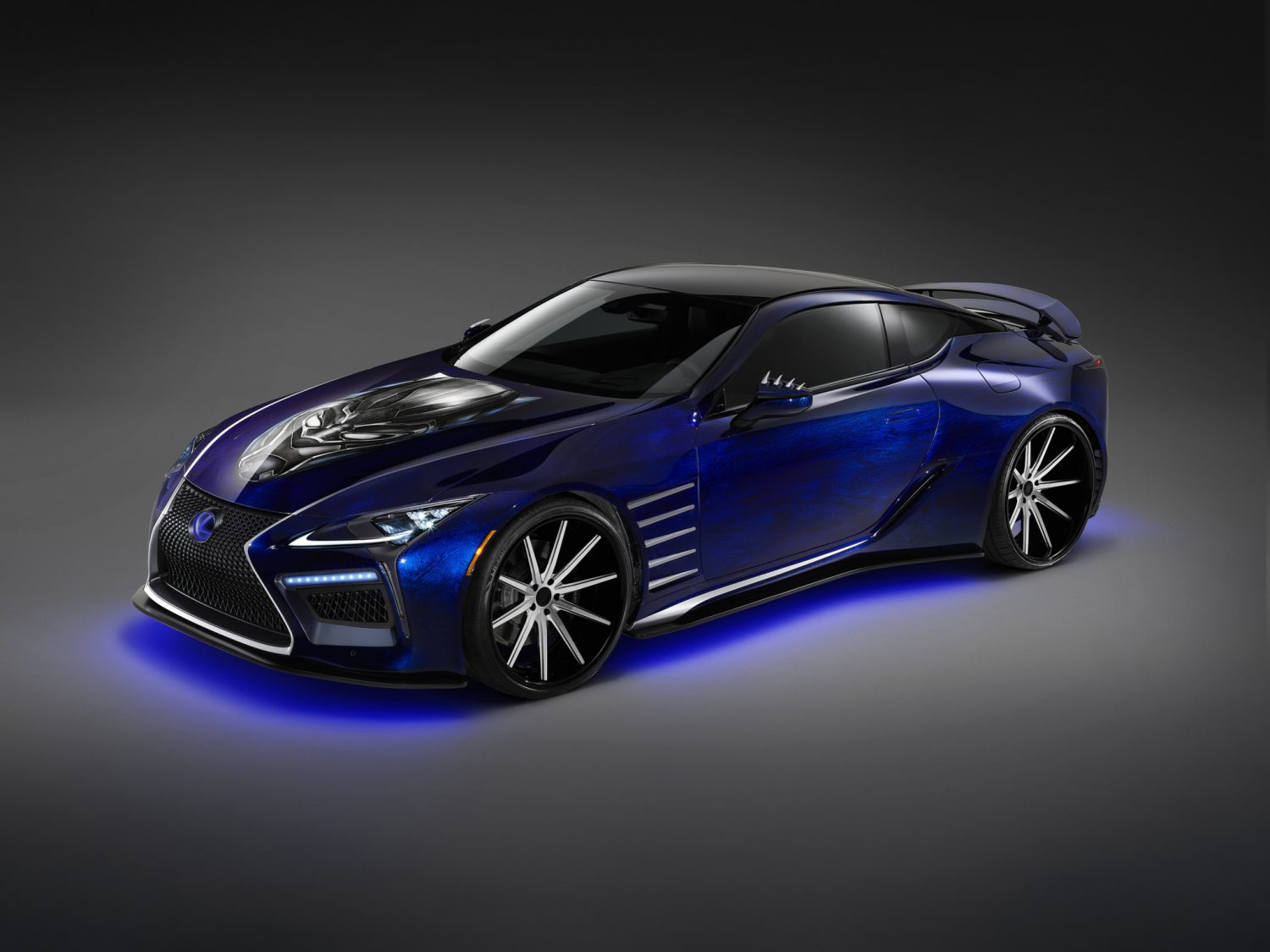 Lexus Lc 500 Price >> Lexus Introduces Two New Vehicles Inspired By Marvel Studios