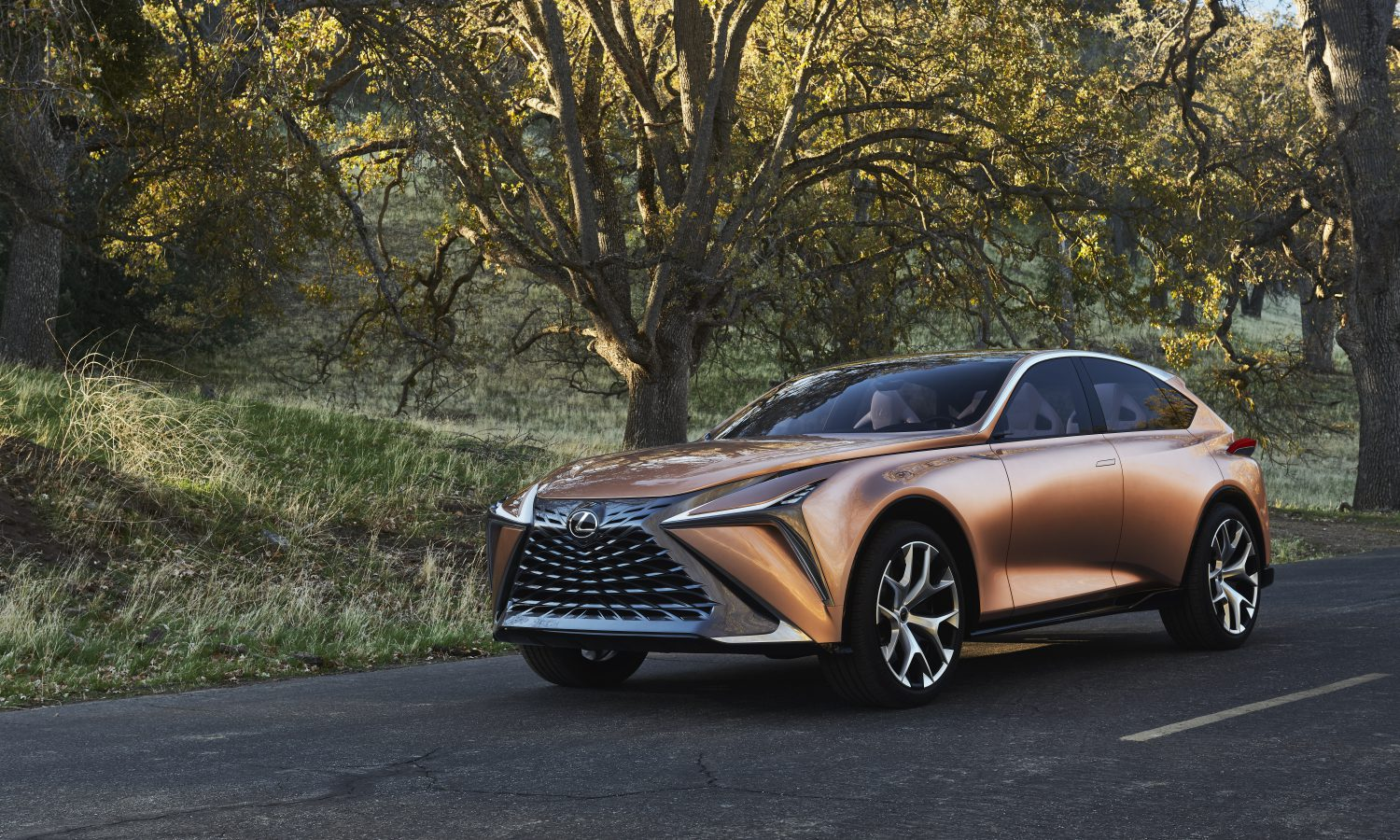 Lexus' Luxury Lineup Cruises Into the Windy City for the 2018 Chicago Auto Show